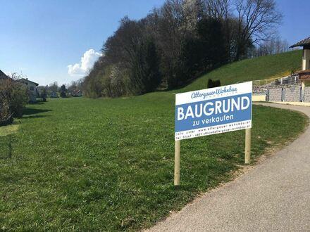 Grundstück nähe Gampern zu verkaufen