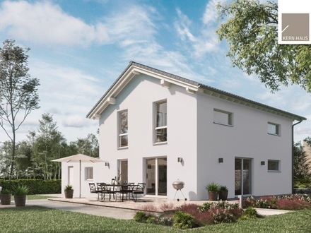 Modernes Familienhaus mit großem Wohn-/Essbereich und offener Küche!