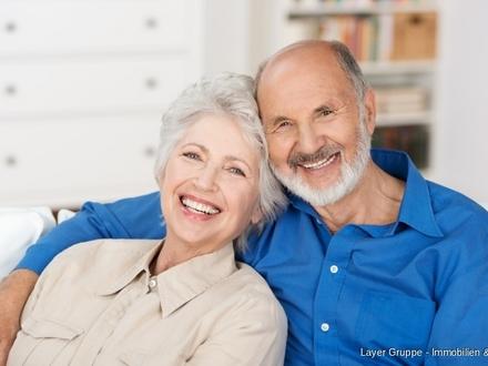 LAYER WOHNEN: Wohnen mit Komfort: Ihre Bungalowhälfte im Betreuten Wohnen