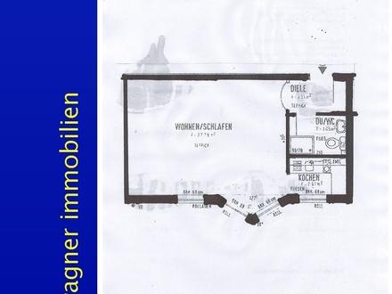 Helle 1 ZKB Wohnung mit offenem Küchen in Feudenheim