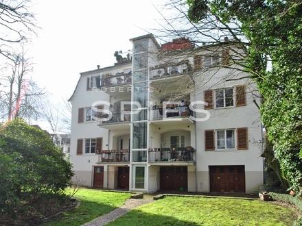 Stilvoll Wohnen im Alter: Hochwertige 4-Zimmer-Wohnung in Bürgerparknähe