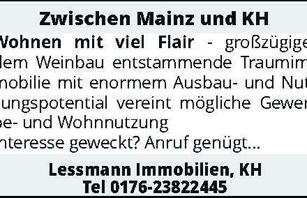 Zwischen Mainz und KH