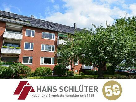 Schwachhausen! 4 - 5-Zi.-Eigentumswohnung mit klasse Grundriss