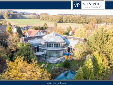 Moderne Architekten-Villa der besonderen Art