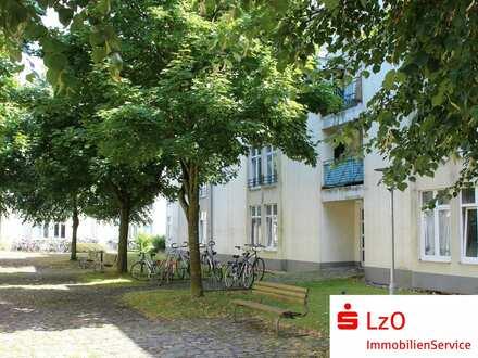 2-Zimmer-Wohnung in Uninähe – fest vermietet