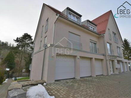 Ruhige 3,5-Zimmer-Wohnung mit Terrasse und Garten in innenstadtnaher Lage