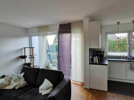 Hochwertige Wohnung mit Sonnenbalkon Münster-Mauritz