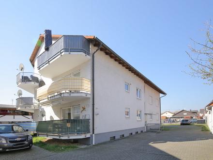 Kapitalanleger aufgepasst! 2 -Zimmer-Wohnung mit Balkon und Stellplatz zu verkaufen