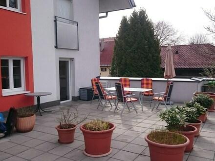 Terrassenwohnung in Anif