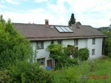 Großes Wohnhaus in Viechtach/Blossersberg