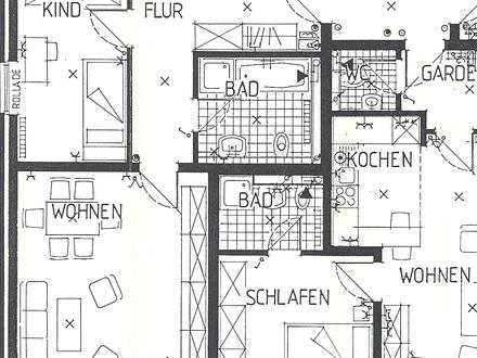 3 Zimmerwohnung in Telgte