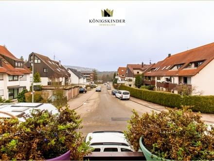 Attraktive 2 Zi.-Eigentumswohnung in ruhiger Lage in Stuttgart Kaltental