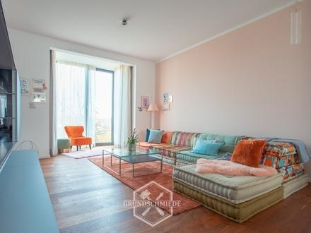 4,5-Zimmer Wohnung am Bismarck Platz