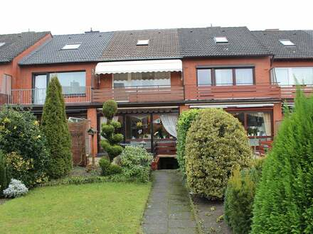 Komfortables Reihenhaus in Kirchweyhe 240.000 €