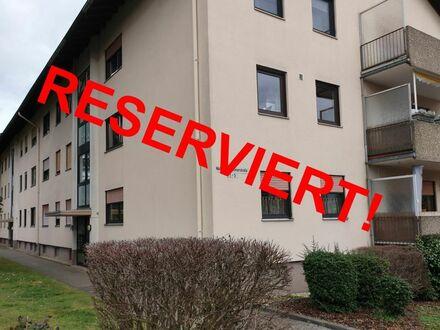RB Immobilien – Gepflegte 3 Zimmer Eigentumswohnung mit Balkon, Tiefgaragen-Stellplatz in Bad Kreuznach Winzenheim