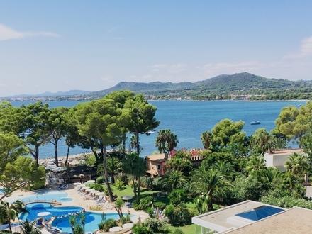 Attraktive Eigentumswohnung mit Hotelanschluss - traumhafte Lage direkt am Meer!