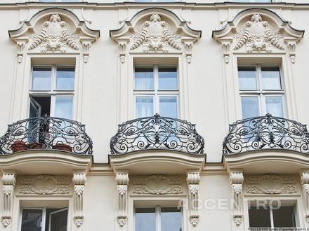 Ruhig und großzügig geschnitten! Stilvolle Altbauwohnung nahe Kurfürstendamm als Kapitalanlage