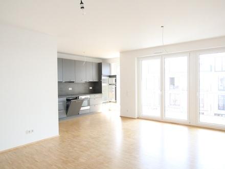 Echt Gallus: Attraktive 3-Zimmer-Wohnung mit 2 Balkonen und 2 Bädern