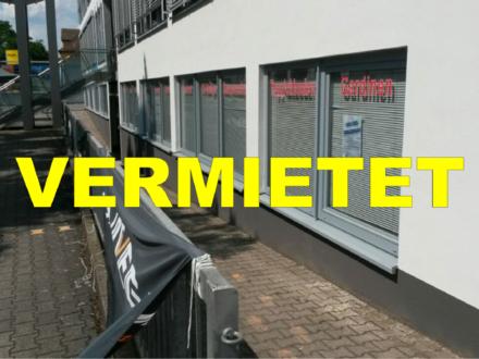 Attraktive Ladenfläche an hochfrequentierter Ausfallstraße Nähe Hbf Mainz