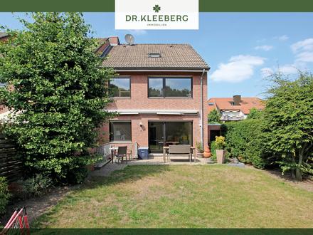Gepflegtes Reihenendhaus mit Südgarten in ruhiger Sackgassenendlage von Münster-Wolbeck