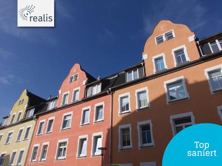 +Wohnanlage in Burgstädt+voller Vermietungsstand+Erweiterung möglich