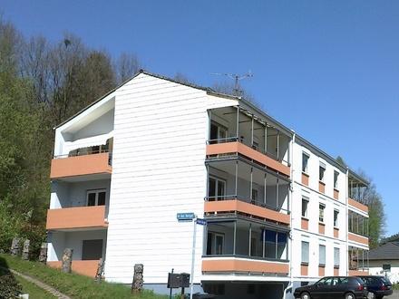 3 Zimmer, Küche, Bad mit 2 Balkonen im Erdgeschoß