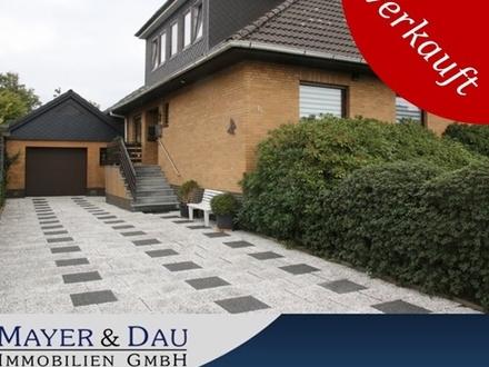 Bremerhaven: Attrakt., gepflegtes EFH mit 3 Wohneinh.,viele Highlights, direkt neben Park, Obj. 4439
