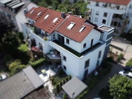 Charmante 2,5-Zimmer Maisonette-Wohnung mit gigantischem Ausblick über die Dächer von Blaubeuren