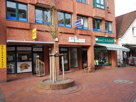 Provisionsfrei für den Käufer: Kleine Ladenfläche im Herzen der Stadt Westerstede zur Kapitalanlage