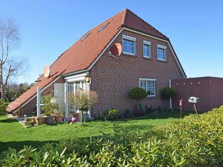 Gepflegte Doppelhaushälfte in Wittmund - Altfunnixsiel sucht einen neuen Besitzer