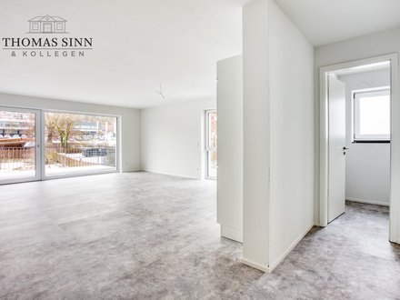 Modern Living in Weinsberg - NEUBAU - 4-Zimmer-EG Wohnung mit Terrasse