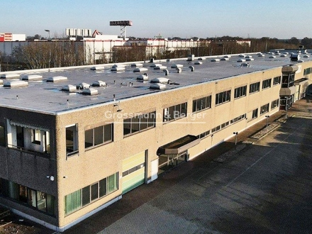 Funktionale Hallenflächen in Barsbüttel zu mieten