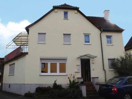 Schmuckes Einfamilienhaus in Großheubach