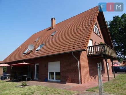Renditeobjekt mit vier Wohnungen in Lemförde/Quernheim