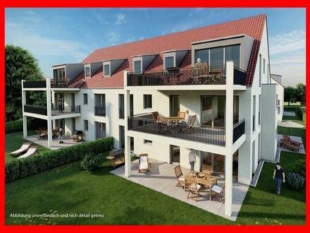 Exklusives Wohnen in Wolnzach mit großem Balkon