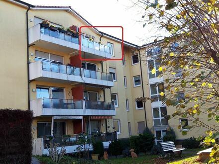 Junge Eigentumswohnung + Garage - vermietet