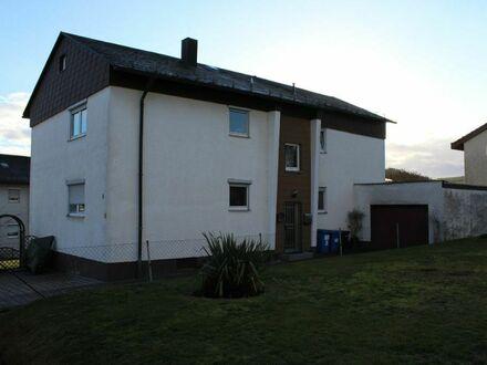 Zweifamilienhaus in toller Lage in Windischeschenbach