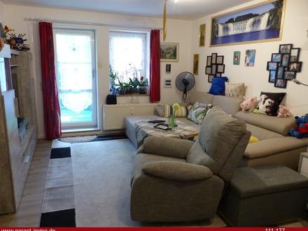 2 Zimmer-Wohnung im Erdgeschoss