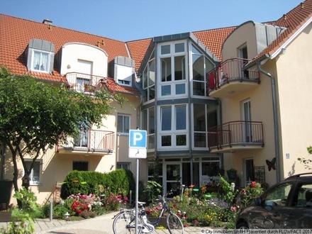 Apartment im EG mit 2 Balkonen und Garage