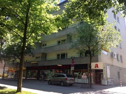 Büro-/Praxisflächen in genialer Innenstadtlage ggü. der Fußgängerzone!