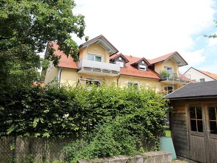 Gepflegte 4-Zimmer-Wohnung in ruhiger Wohnlage