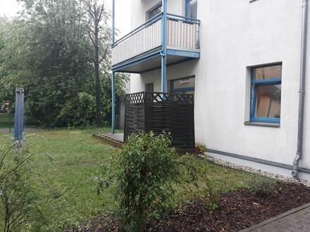 2-Zimmer mit Terrasse in der STADT!