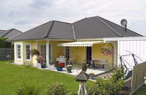 Bungalow in Frille, barrierefrei leben!