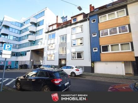 Bahnhofsvorstadt / Gemütliche 2-Zimmer-Wohnung