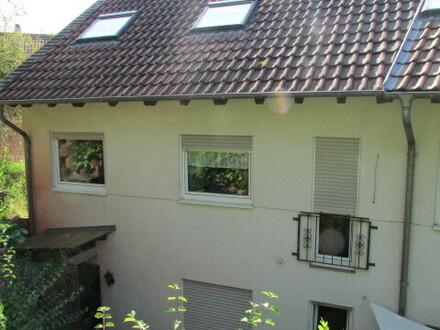 Gemütliche Dachgeschosswohnung in Sponheim bei Bad Kreuznach