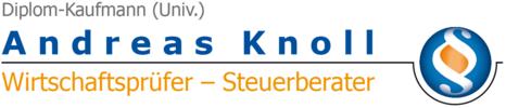 Andreas Knoll Wirtschaftsprüfer - Steuerberater