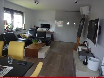 TOP renovierte Wohnung