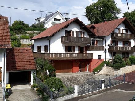 Großzügige Doppelhaushälfte in Aichach-Griesbeckerzell!