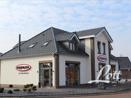 ** Neubauwohnung mit PKW-Stellplatz im Zentrum von Augustfehn! **