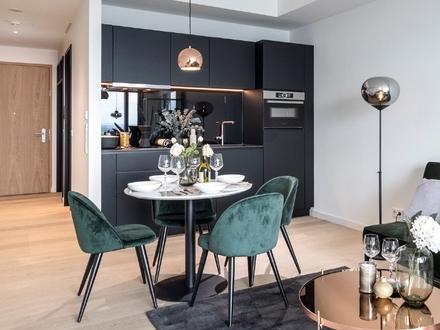 OMNI heißt alles: 2-Zimmer-Wohnung mit Einbauküche